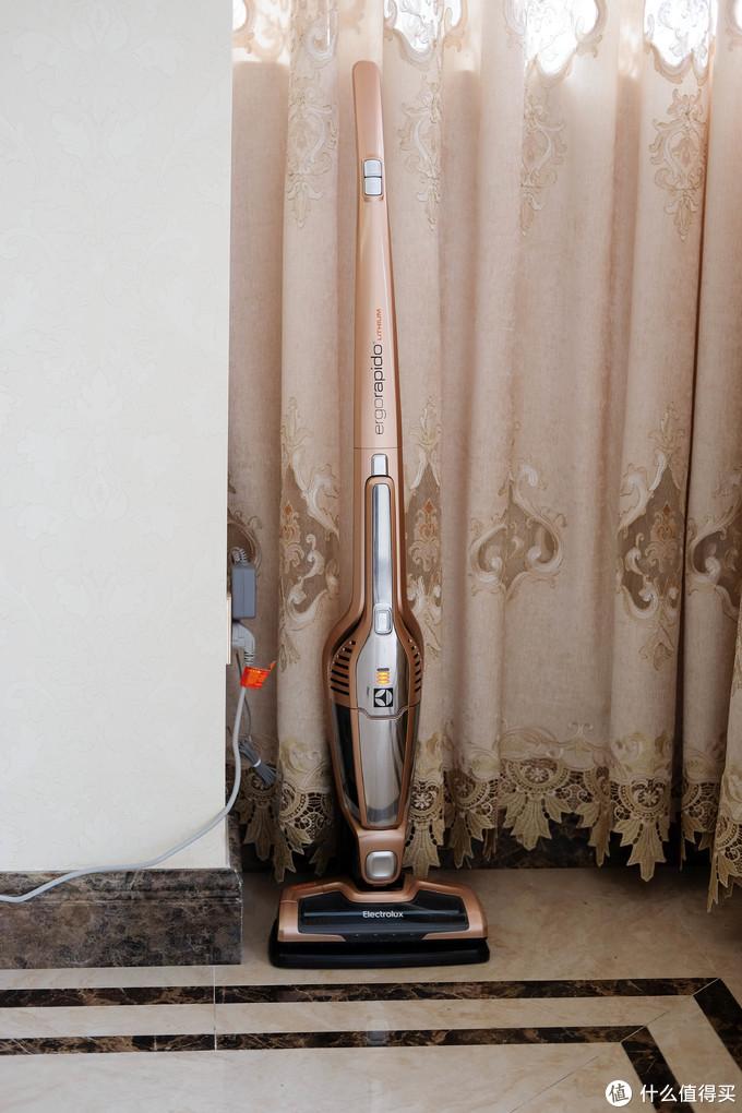 吸尘小精灵,好用的生活伴侣——伊莱克斯 ZB3114无线吸尘器体验