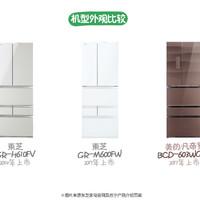 美的 BCD-603WGPV 多门冰箱购买理由(空间|双循环|全国联保)
