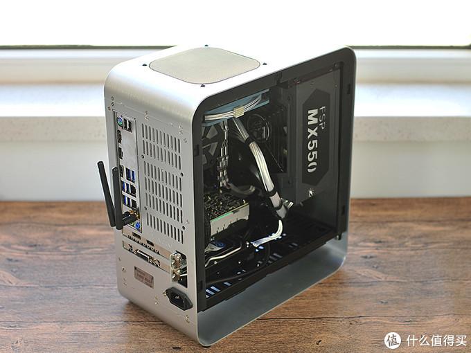 粗汉干细活:如何把i7 8700放进小小的itx主机