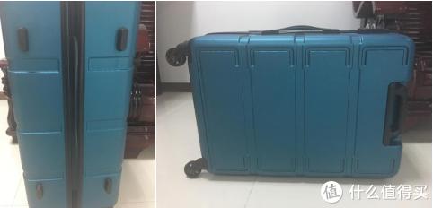 #原创新人# 卡米龙 SHALOM 新款旅行箱 开箱报告