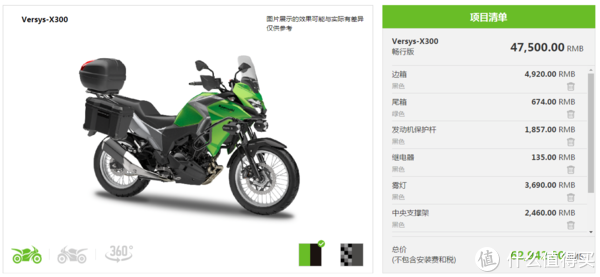聊一聊摩托车 篇二——2017款川崎VERSYS-X 300入门级旅行车试驾评测