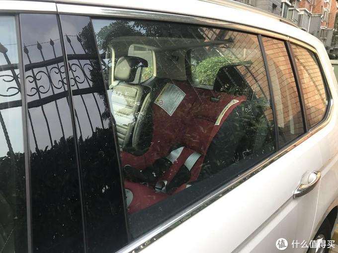 我很无耻得在马云家买了车窗亮条