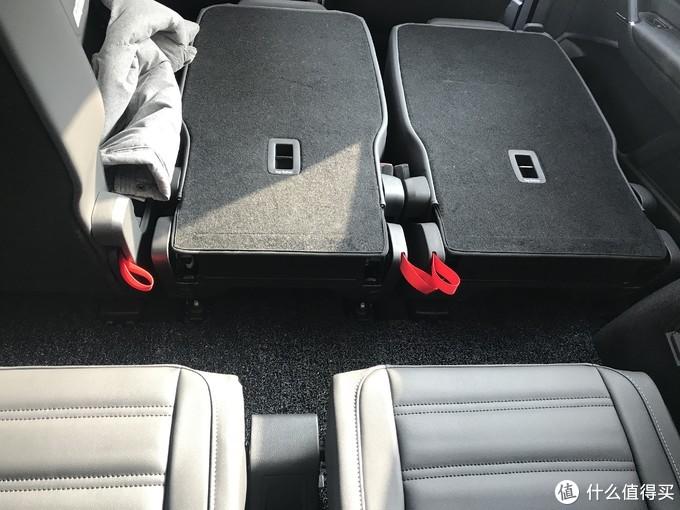第三排座椅空间