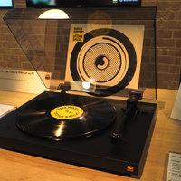 铁三角 AT-LP60WH-BT 黑胶唱片机外观展示(转盘|本体|包装)