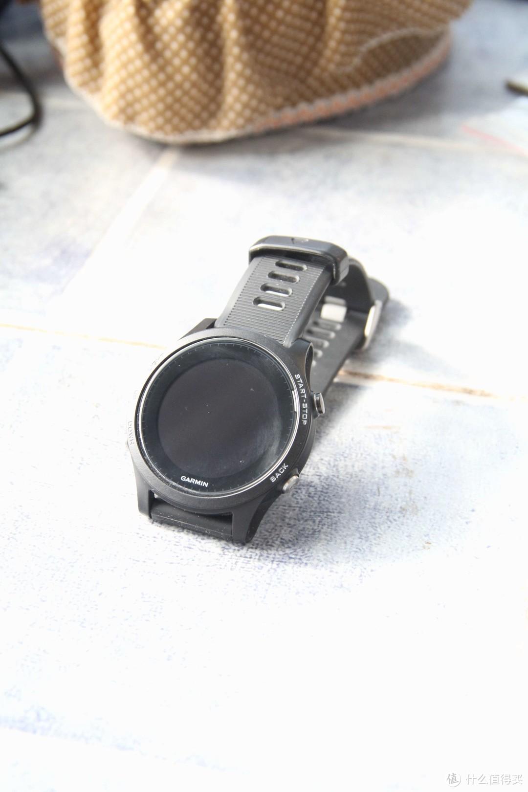 为了以后打铁做准备-Garmin佳明Forerunner 935铁三运动腕表