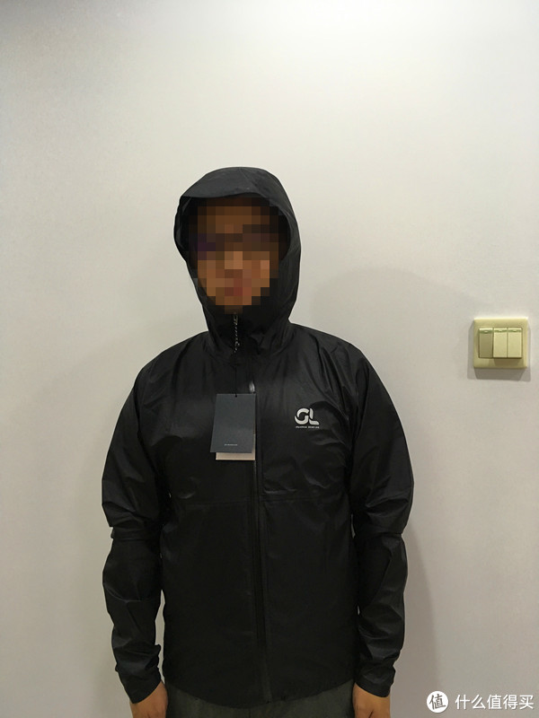 一件透气的雨衣------GearLab燃烧装备实验室101克超轻防水冲锋衣评测