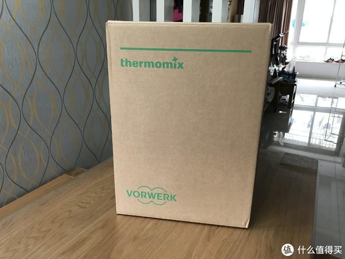 Vorwerk 福维克 Thermomix 美善品 TM5-1 厨房神器开箱