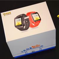 阿巴町4G儿童智能手表外观展示(配色 按键 扬声器 充电口 卡槽)