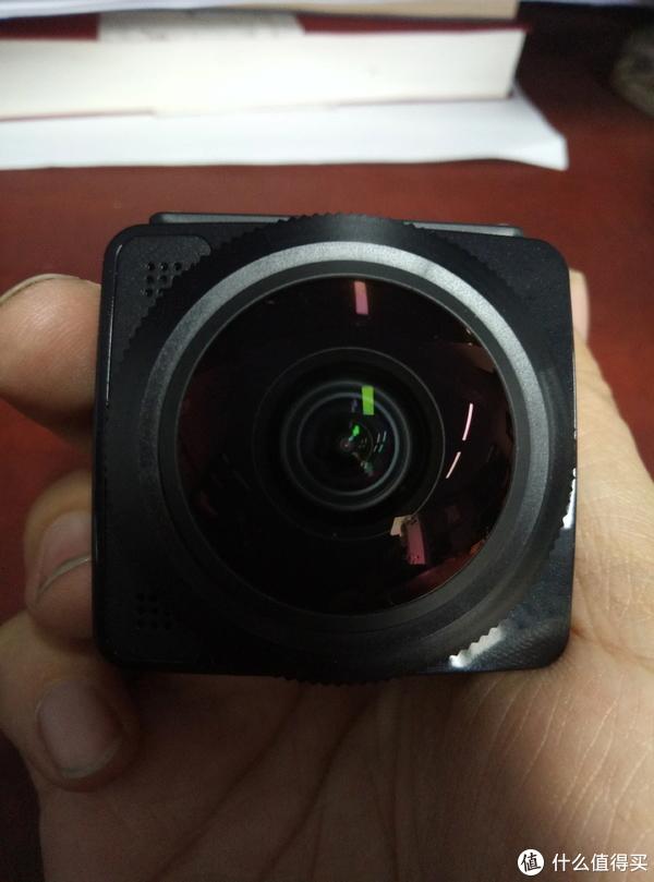 #本站首晒#柯达 PixPro SP360运动相机 初测