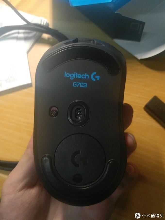 用Logitech 罗技 G703战未来吧:说说与G403的纠结