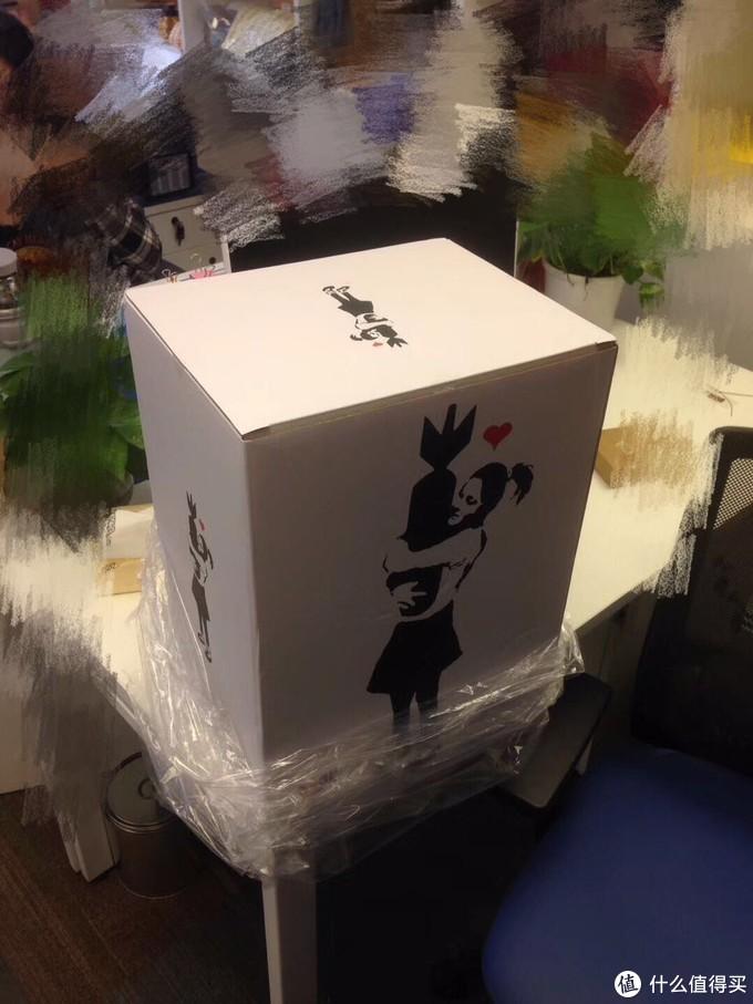 #原创新人#艺术恐怖分子Banksy系列雕塑