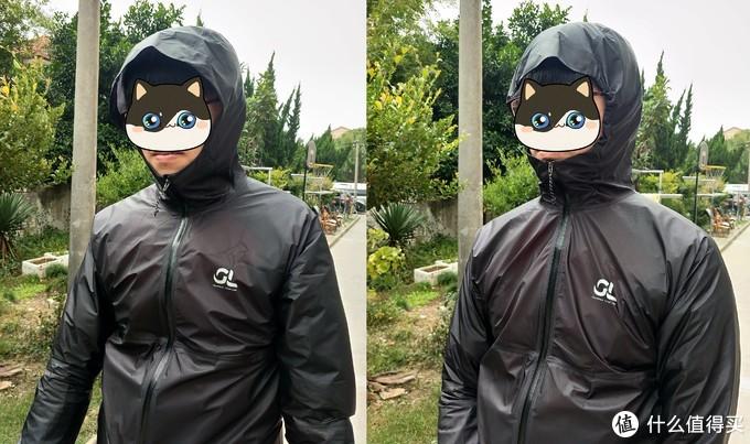 吃鸡跑毒就靠它?GearLab燃烧装备实验室超轻防水冲锋衣