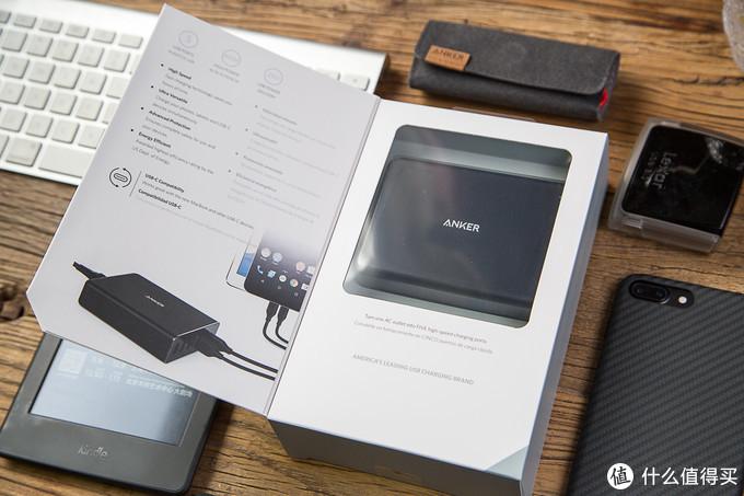 #本站首晒#一次冲饱所有的苹果设备--Anker USB-CPowerDelivery PD多口充电器