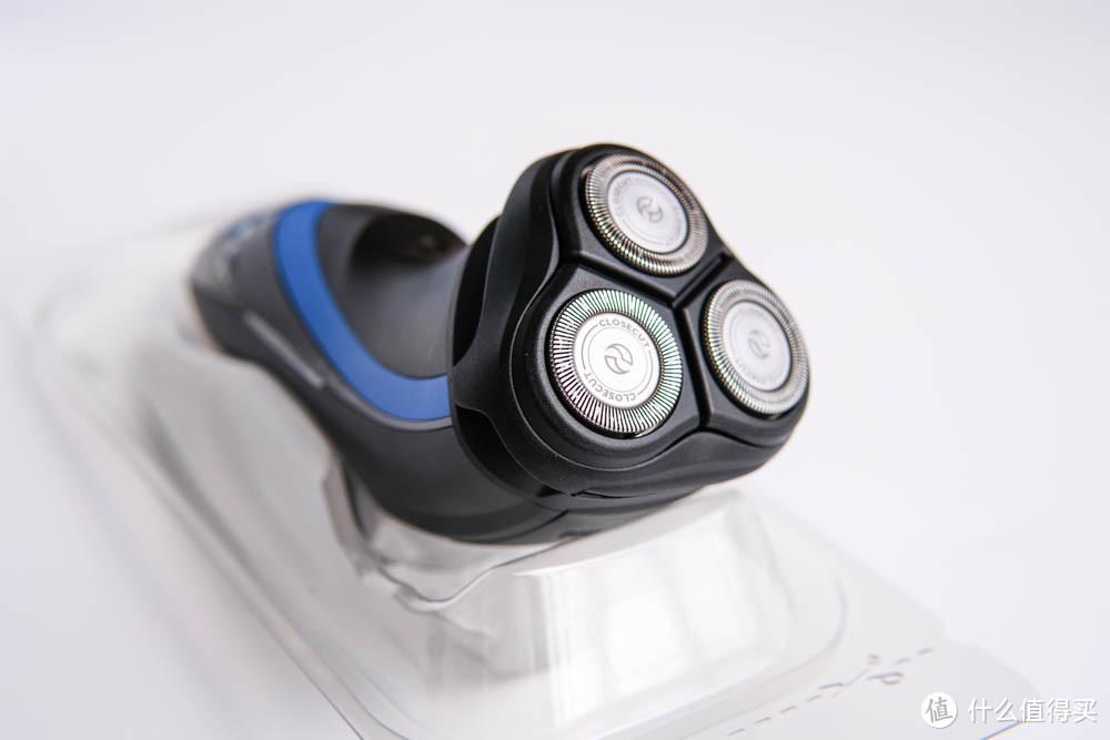 #晒单大赛#200元的荷兰原产+水洗,Philips 飞利浦 2100 S1560/81 电动剃须刀值不值得买?