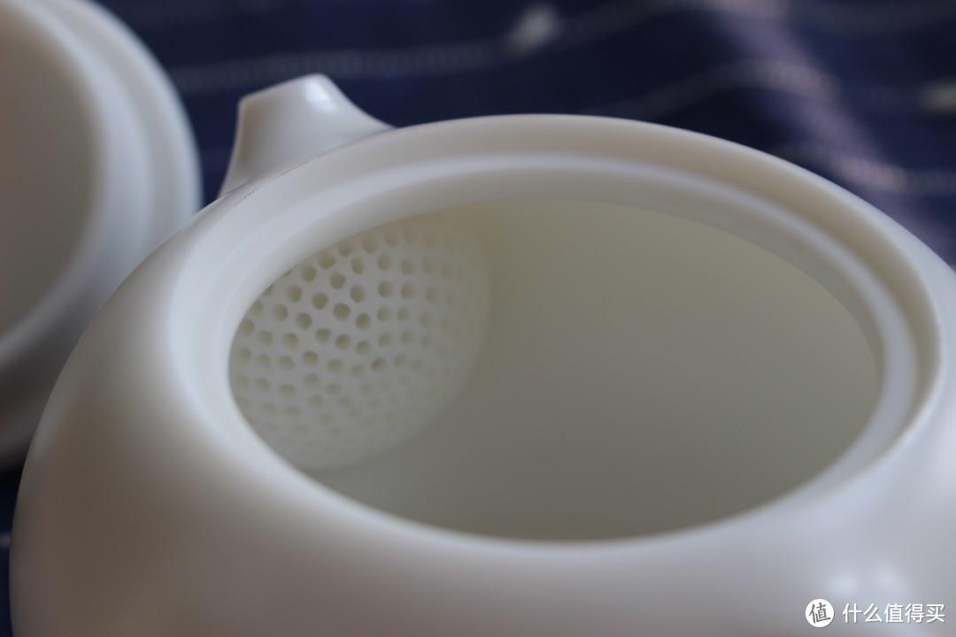 90后的非正常爱好_德化白瓷茶壶套装开箱记