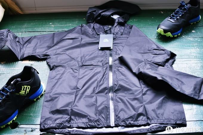 冬季跑步三层穿衣法,最外层的选择,GearLab燃烧装备实验室超轻防水冲锋衣评测报告