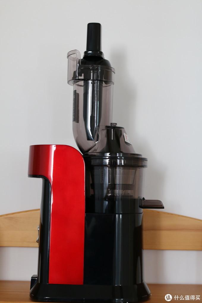 慢工出细活 大力出奇迹——SKG A9大口径原汁机