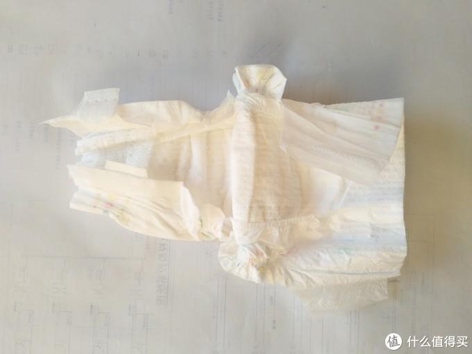 宝宝十个月来所用纸尿裤感受