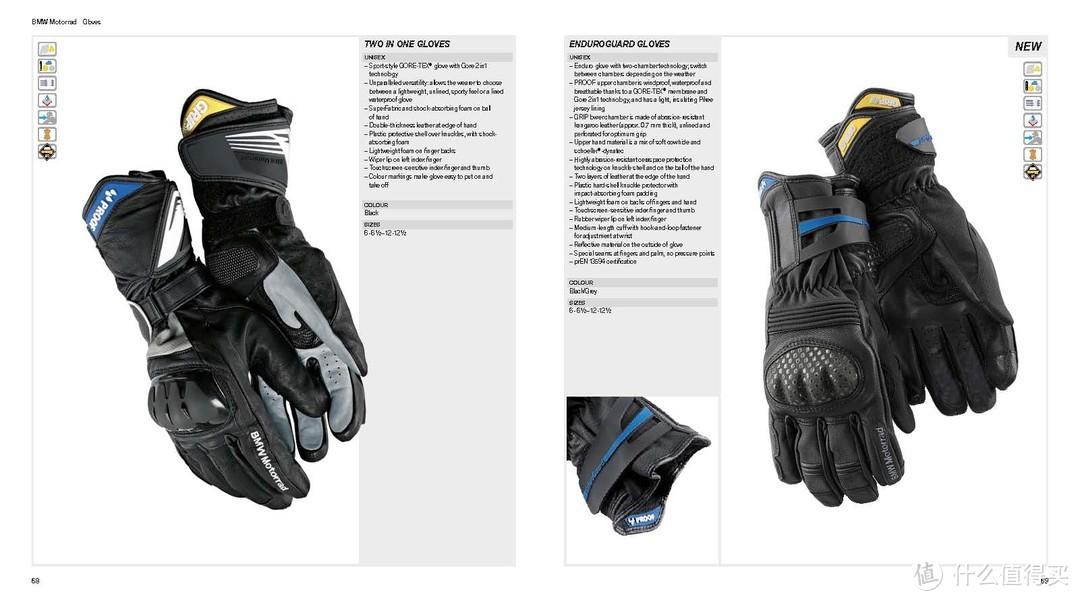 BMW神奇的二合一手套