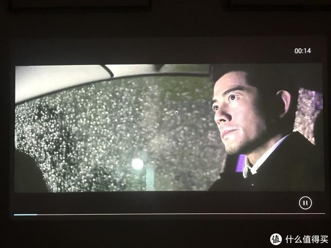 #本站首晒#露营看电影,BenQ GS1 便携LED投影仪体验
