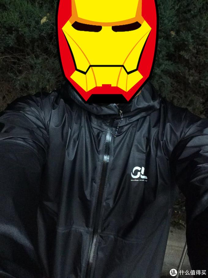 GearLab燃烧装备实验室用心做的一件超轻冲锋衣值得拥有