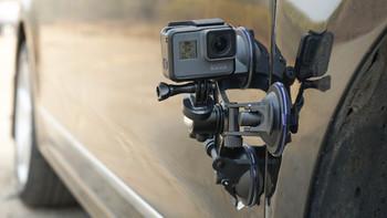 GoPro HERO 6 Black 运动摄像机使用总结(功能 APP 语音 设置 录像)