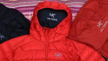 轻量保暖,活动自如——Arc'teryx始祖鸟 Cerium LT HOODY 轻量保暖羽绒夹克