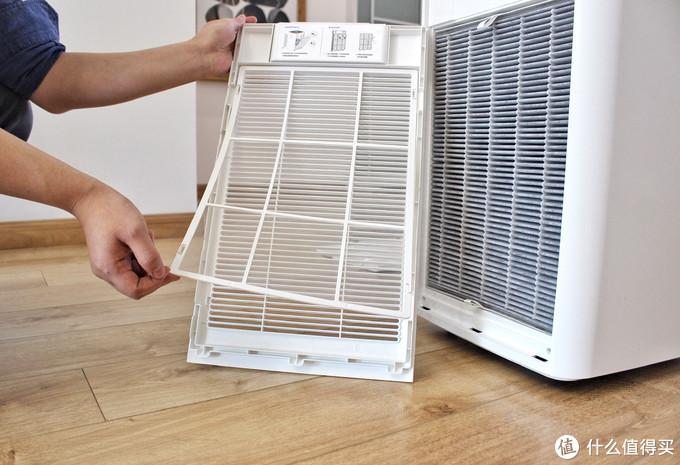 开启洁净之旅——airx A8空气净化器体验