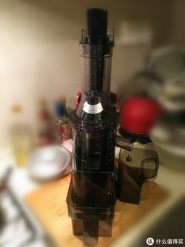 原汁原味不浪费,点点滴滴慢体会——SKG A9大口径原汁机初体验