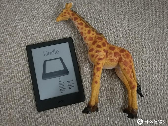 【签到福利】#原创新人#值得买1500天签到之Kindle入门版开箱&用后感