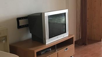 微鲸 55D2UK 液晶电视外观展示(包装|支架|按键|接口)