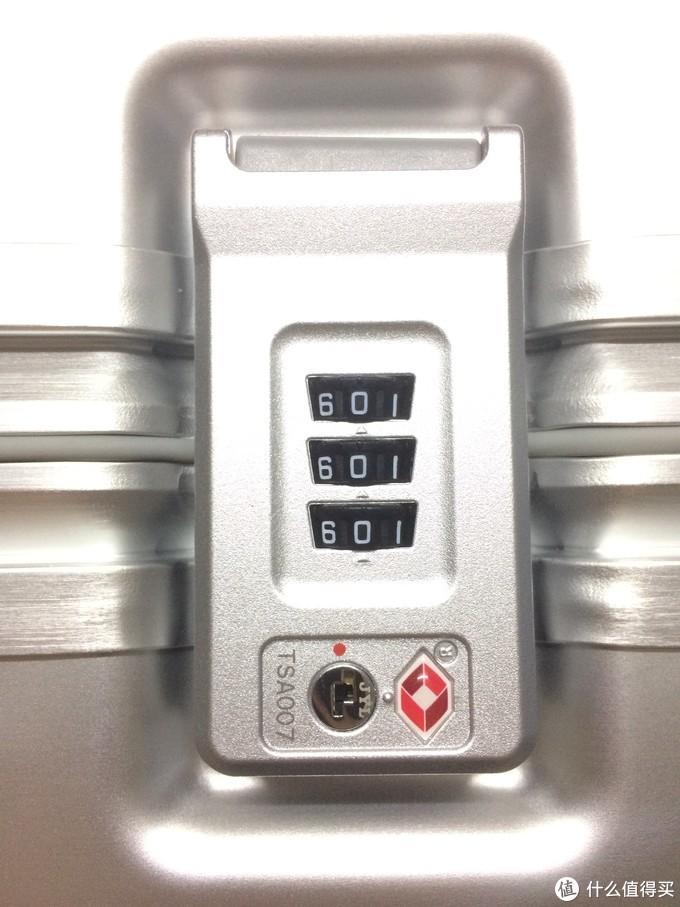 超高颜值成为一路上的焦点——90分金属登机箱米家定制版
