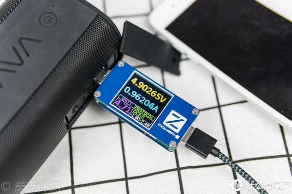 #本站首晒#简洁漂亮、震撼低音 — VAVA Voom20 便携蓝牙音箱 开箱评测
