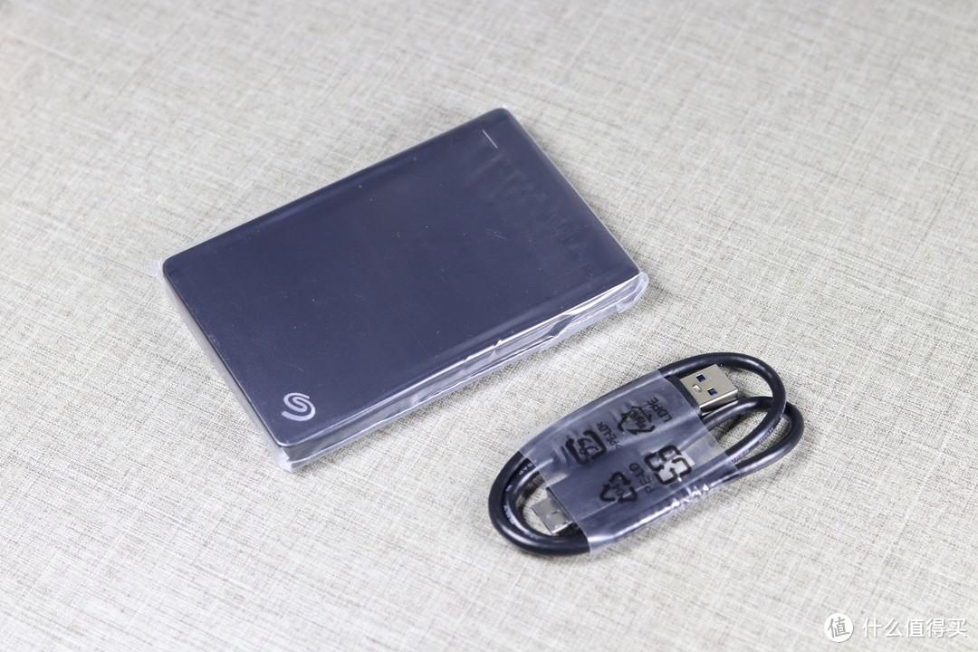 #晒单大赛# Seagate 希捷 Backup Plus 睿品 2TB USB3.0 2.5英寸 移动硬盘 晒单评测