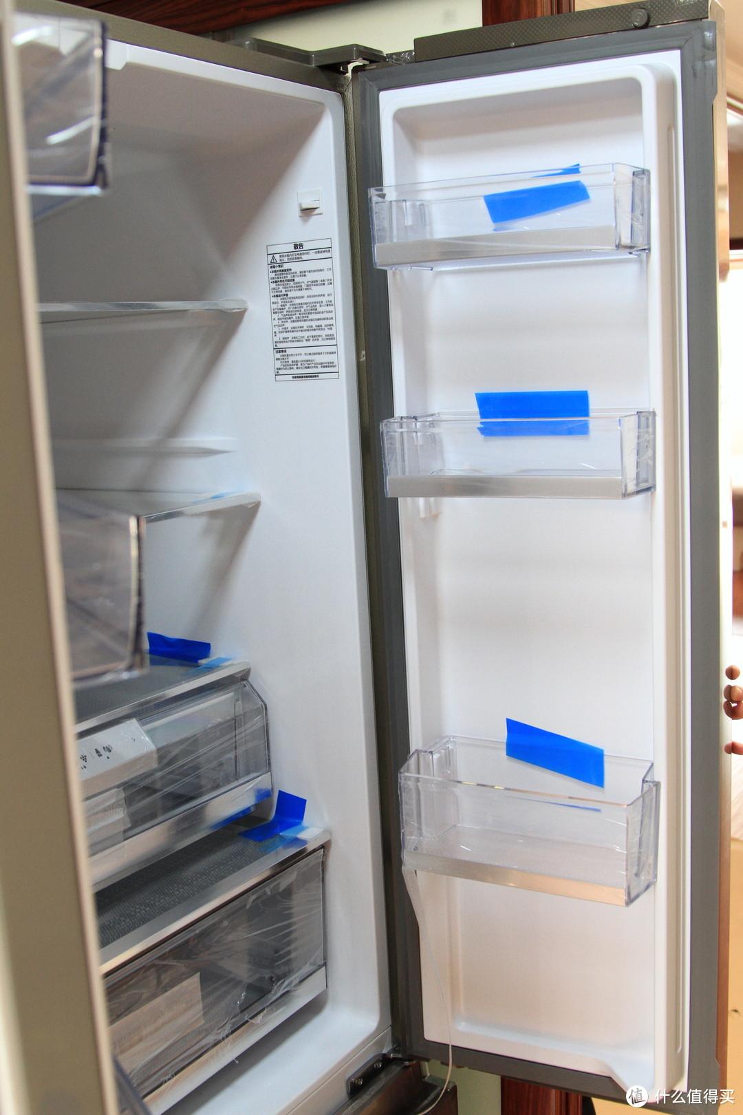 #晒单大赛#海尔(Haier)BCD-440WDPG 440升变频风冷无霜法式多门冰箱选购历程