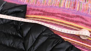 小米 90分 轻量羽绒服使用总结(尺码|袖管|钻绒|线头|保暖)