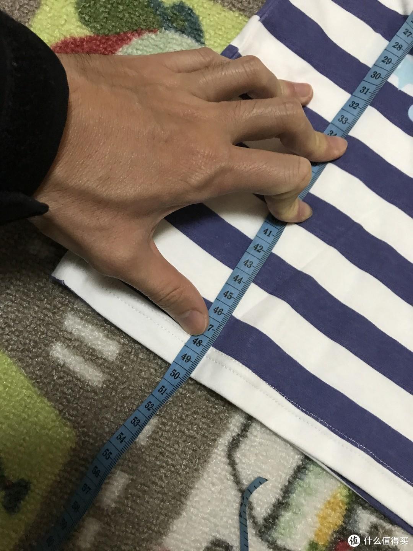 #晒单大赛#优贝宜儿童纯棉内衣套装(附尺码实测及真人兽)
