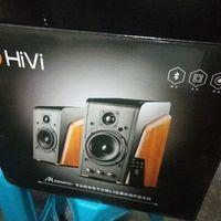 HiVi 惠威 M200MKIII+ HIFI有源2.0音箱