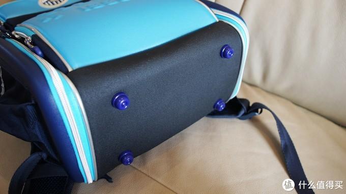 轻松护脊 背负明天----简评网易考拉 九微米 儿童 护脊书包