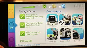 Anki Cozm 智能玩具机器人使用总结(优点|缺点)