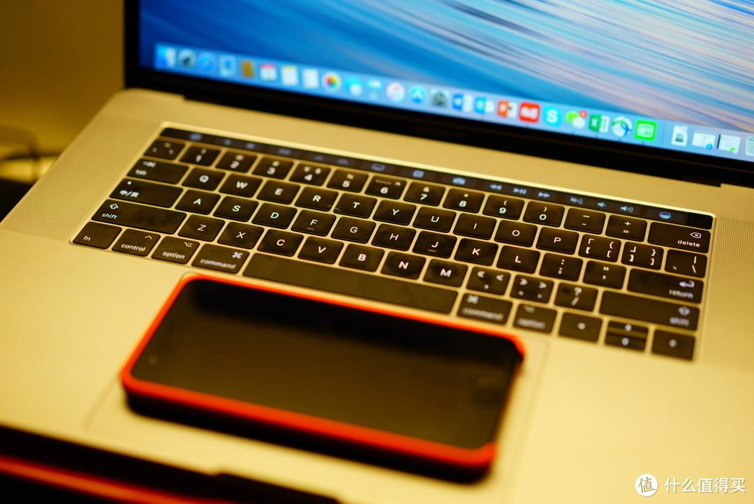 #晒单大赛#APPLE 苹果 2017 MacBook Pro 15 笔记本电脑 及周边(附小众Thinkvision 联想 X1 显示器 晒单)