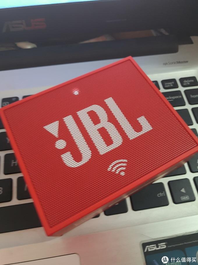 JBL GO Smart 红色 蓝牙音箱 开箱及使用体验