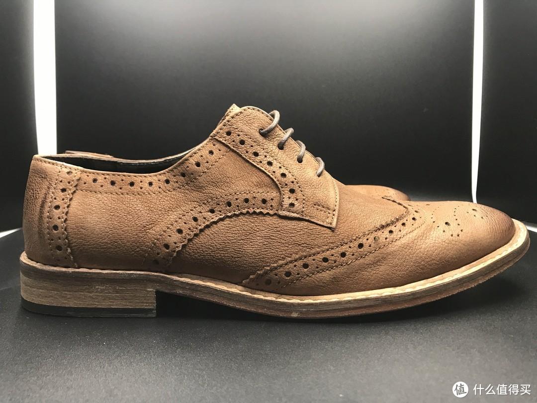 双十一购入 KENNETH COLE REACTION 164001367 男士休闲鞋 开箱晒单