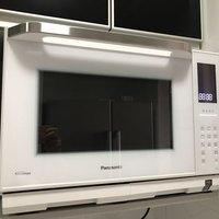 松下 NN-DS1100 蒸烤微波炉外观展示(盖子|废液盒)