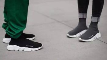 李宁 无界 袜套鞋选择原因(配色|价位)