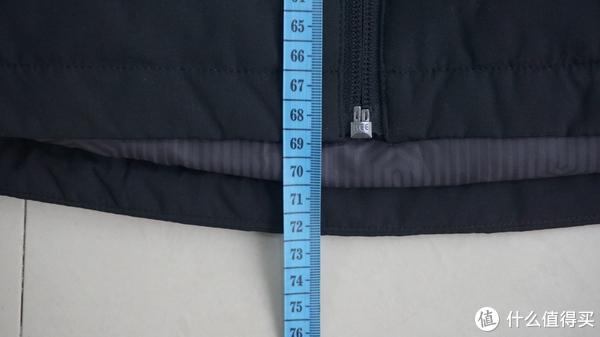 衣长72厘米左右