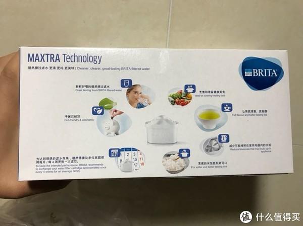只为喝口干净的水一BRITA 碧然德 滤水壶滤芯开箱评测分享