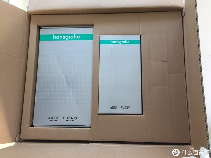 #原创新人#Hansgrohe 汉斯格雅 纯手工304不锈钢 单槽水槽 开箱