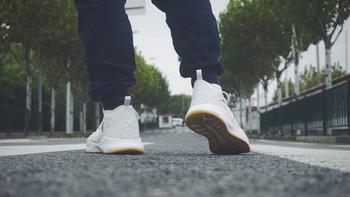 Jordan formula 23 休闲运动鞋上脚展示(透气性|包裹性|优点|缺点)