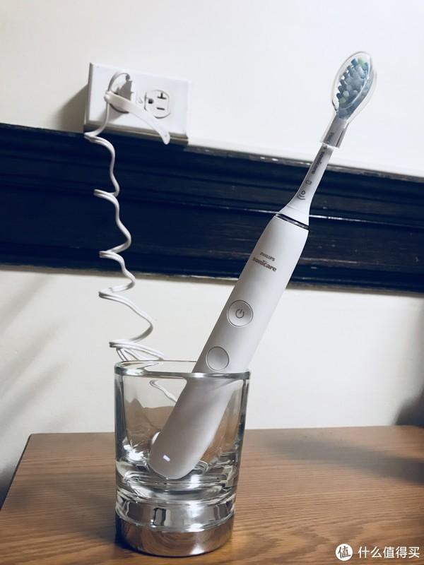 使用玻璃杯充电模式